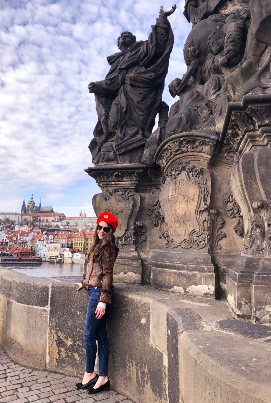 Imogen Butler, Charles Bridge Prague